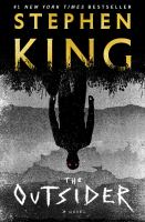 Cover image for The outsider / Stephen King.