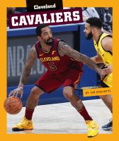 Cover image for Cleveland Cavaliers / by Jim Gigliotti.