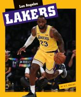 Cover image for Los Angeles Lakers / by K.C. Kelley.