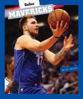 Cover image for Dallas Mavericks / by K.C. Kelley.