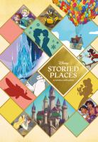 Cover image for Disney comics. Disney storied places : a comics collection.