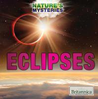 Cover image for Eclipses / Corona Brezina.