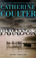 Cover image for Paradox [sound recording] / Catherine Coulter.