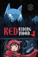 Cover image for Red riding hood / by Cristina Oxtra ; illustrated by Miguel Díaz Rivas.