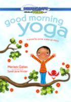 Cover image for Good morning yoga.