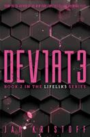 Cover image for Dev1at3 / Jay Kristoff.