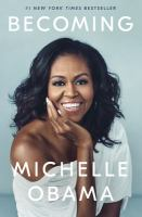 Cover image for Becoming / Michelle Obama.