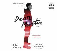 Cover image for Dear Martin [sound recording] / Nic Stone.