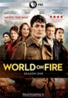 Cover image for World on fire. Season one.