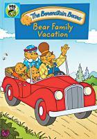 Imagen de portada para The Berenstain bears. Bear family vacation.