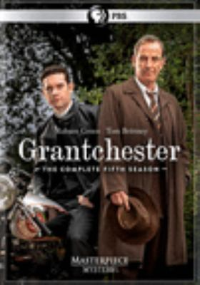 Cover image for Grantchester. The complete fifth season / directed by Gordon Anderson, Christiana Ebohon-Green, Rob Evans ; produced by Richard Cookson ; written by John Jackson, Carey Andrews, Jake Riddell, Joshua St. Johnston, Daisy Coulam.