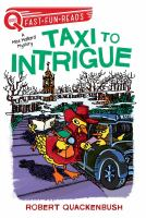 Cover image for Taxi to intrigue / Robert Quackenbush.