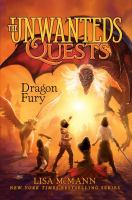Cover image for Dragon fury / Lisa McMann.
