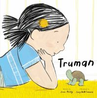Cover image for Truman / Jean Reidy ; illustrated by Lucy Ruth Cummins.