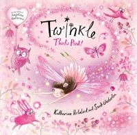 Cover image for Twinkle thinks pink / Katharine Holabird and Sarah Warburton.