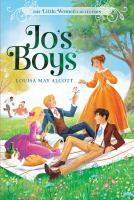 Cover image for Jo's boys / Louisa May Alcott.