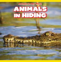 Cover image for Animals in hiding / Michael Salaka.
