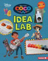 Cover image for Coco idea lab / by Shaina Olmanson.