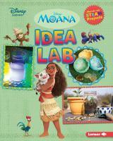 Cover image for Moana idea lab / Niki Ahrens.