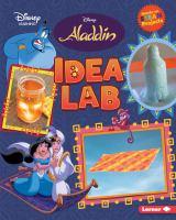 Cover image for Aladdin idea lab / Niki Ahrens.