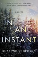 Cover image for In an instant / Suzanne Redfearn.