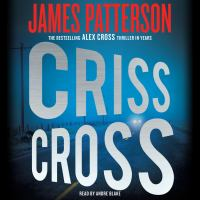Cover image for Criss cross [sound recording] / James Patterson.