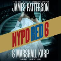 Cover image for NYPD Red 6 [sound recording] / James Patterson & Marshall Karp.