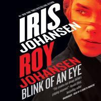 Cover image for Blink of an eye [sound recording] / Iris Johansen & Roy Johansen.