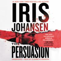 Cover image for The persuasion [sound recording] / Iris Johansen.