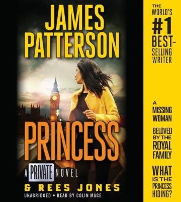 Cover image for Princess [sound recording] / James Patterson & Rees Jones.