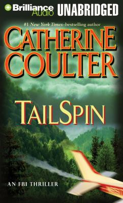 Cover image for TailSpin [sound recording] / Catherine Coulter.