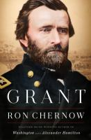 Cover image for Grant / Ron Chernow.