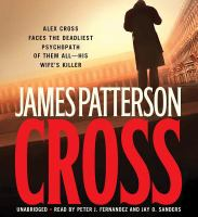Cover image for Cross [sound recording] / James Patterson.