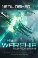 Cover image for The warship / Neal Asher.