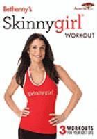 Cover image for Bethenny's skinnygirl workout.