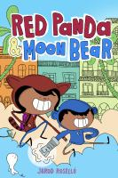 Cover image for Red Panda & Moon Bear / Jarod Rossello.