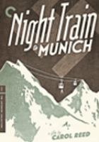 Cover image for Night train to Munich.