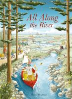 Cover image for All along the river / Magnus Weightman.