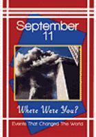 Cover image for September 11.