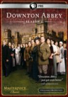 Cover image for Downton Abbey. Season 2 / a Carnival/Masterpiece co-production ; produced by Liz Trubridge ; written and created by Julian Fellowes ; directed by Ashley Pearce, Andy Goddard, Brian Kelly, James Strong.