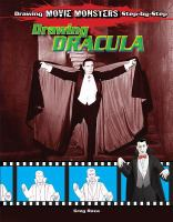 Cover image for Drawing Dracula / Greg Roza.