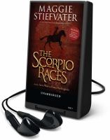 Cover image for The Scorpio Races [sound recording] / Maggie Stiefvater.