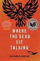 Cover image for Where the dead sit talking / Brandon Hobson.