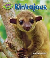 Cover image for Kinkajous / by Rachel Lynette ; consultant, Dr. Mark C. Andersen, professor, Department of Fish Wildlife and Conservation Ecology, New Mexico State University.