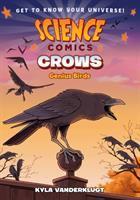 Cover image for Crows : genius birds / Kyla Vanderklugt.
