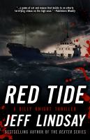 Cover image for Red tide / Jeff Lindsay.