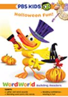 Cover image for WordWorld. Halloween fun!.