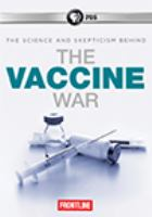 Cover image for The vaccine war.