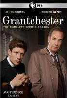 Cover image for Grantchester. Season 2 / Kudos Film & Television Limited ; directed by Tim Fywell, David O'Neill, Edward Bennett ; produced by Emma Kingman-Lloyd, Rebecca Eaton.