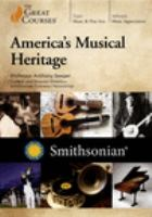 Cover image for America's musical heritage.